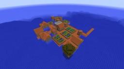 "Hydronia: Minecraft ""Waterworld"" Map"