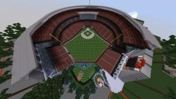 Baseball Stadium |UseTheBlocks| Minecraft Project