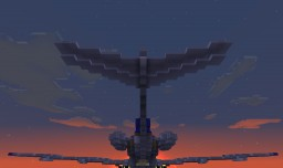 Boeing 727-200 1.5:1 scale +DOWNLOAD! Minecraft Project