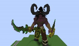 Illidian minecraft v.1.11.2 Minecraft Project