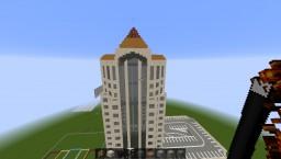 Wells Fargo Tower in Roanoke Minecraft Map & Project