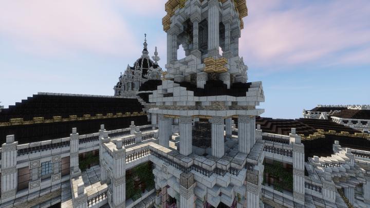 Belltower detail