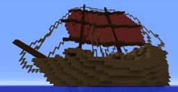japanise ship Minecraft Map & Project