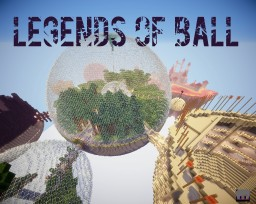 Legends Of Ball - Mini Juegos - Survival - Phamtom Craft █CUSTOM WORDL█ 1.10.2 Minecraft Project