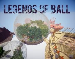 Legends Of Ball - Mini Juegos - Survival - Phamtom Craft █CUSTOM WORDL█ 1.10.2
