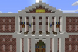 Siberia- Project City Build Minecraft Map & Project