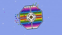 1.12 Colorfull Minigame Lobby Minecraft