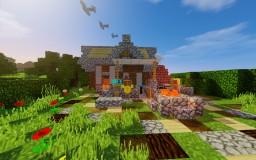 Medieval Hut *-*! Minecraft Project