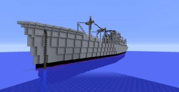 S.S. Lane Victory Minecraft Map & Project