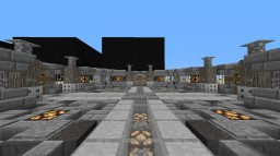 Find the button: time travel Minecraft Map & Project