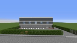 Dunder Mifflin Building from NBC's 'The Office' Minecraft Map & Project