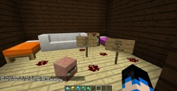 Be Back Before Bedtime! Minecraft Map & Project