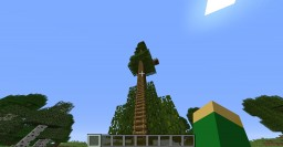 Treehouse Advanced Minecraft Map & Project
