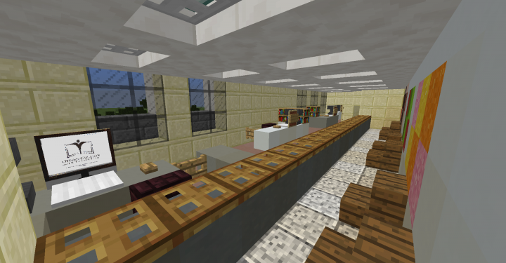 Canterbury High School (Ottawa) Recreated in Minecraft ...