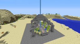 Small Factions Server Spawn Minecraft Map & Project