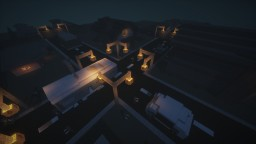 Small Town Zombies CtB Minecraft Project