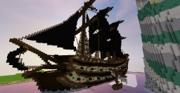 Pirat ship Minecraft Map & Project