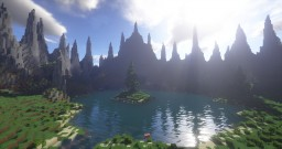 world pvp Minecraft Map & Project