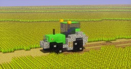 Tractors Minecraft Map & Project