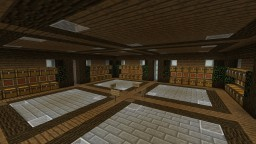 Server Shop Minecraft Map & Project