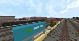 Minecraft City Project