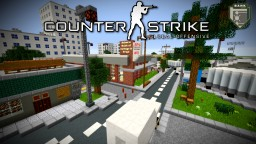 Counter Strike:Global Offensive | DE_Bank Minecraft Map & Project
