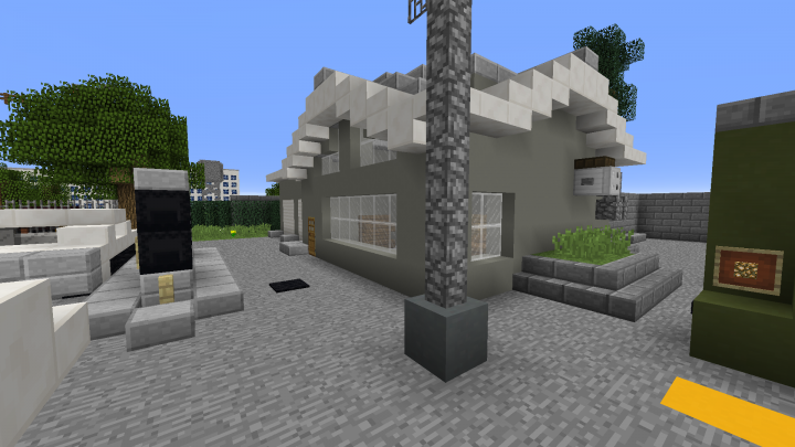 How To Make A Safe Room In Minecraft