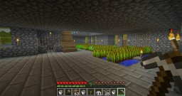 automated farming area. Minecraft Map & Project