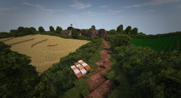 Hedgefield - Medieval Tudor village and Castle #WeAreConquest