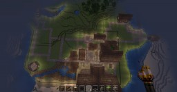 Lytchwood Farming Village Minecraft Project