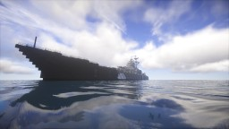 D.K.M. Bismarck II - Version II - Imaginary Ship Minecraft Map & Project