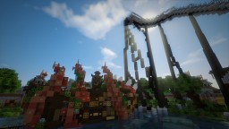 Chaos Crafter - A Themepark Server Minecraft Server