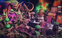 THASFERUM Minecraft Map & Project