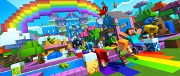 "Minecraft Launcher ''Rainbow"" Minecraft Project"