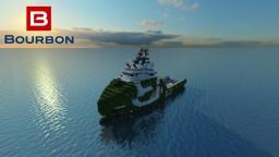 Bourbon Arctic [1:1 Scale]