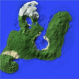 Survival Arc. Minecraft Project