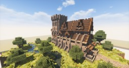 Chapel of the Tree [pop reel] Minecraft Map & Project
