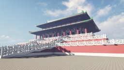 Chinese Architecture 01 Minecraft Project