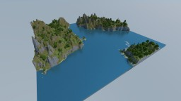 Cliffs #1 - 1k x 1k Map by Waterhou5e Minecraft Map & Project
