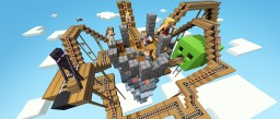 "Minecraft Launcher ""Creeper Minecart"" Minecraft Project"