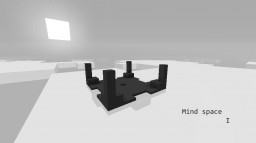 Mind space I - Minimal Puzzle Minecraft Map & Project