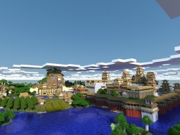 The Darragon Empire Minecraft Map & Project