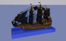 Pirate Ship by Papa_Eule and ELM0 | minecraft-spielplatz.de Minecraft Project