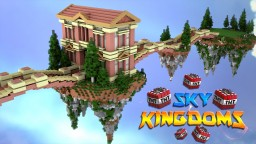 PvP Game map - Sky Kingdoms I ! Minecraft Map & Project