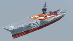 CNS. Asuka (A-52) Minecraft