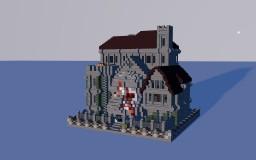 Horrific House by gottodo | minecraft-spielplatz.de Minecraft Project