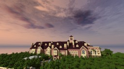 Mills Manor The boundless Mansion Minecraft