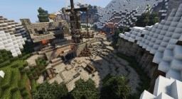 Towny Mines Minecraft Map & Project