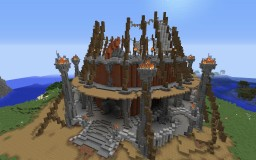 Orcish Colosseum Minecraft Map & Project
