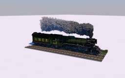 Locomotive by Papajonas | minecraft-spielplatz.de Minecraft Project